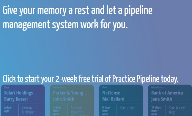 Free Practice Pipeline Trial