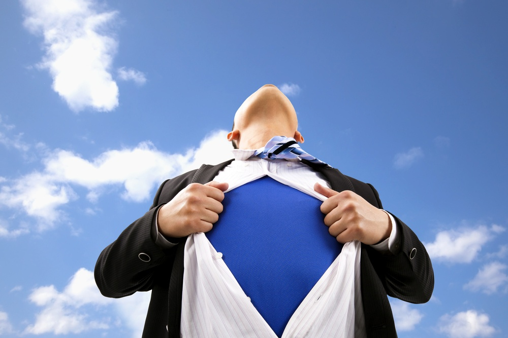 man prepares to fly like superman.jpg