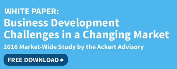Download our free white paper on business development challenges facing law firms