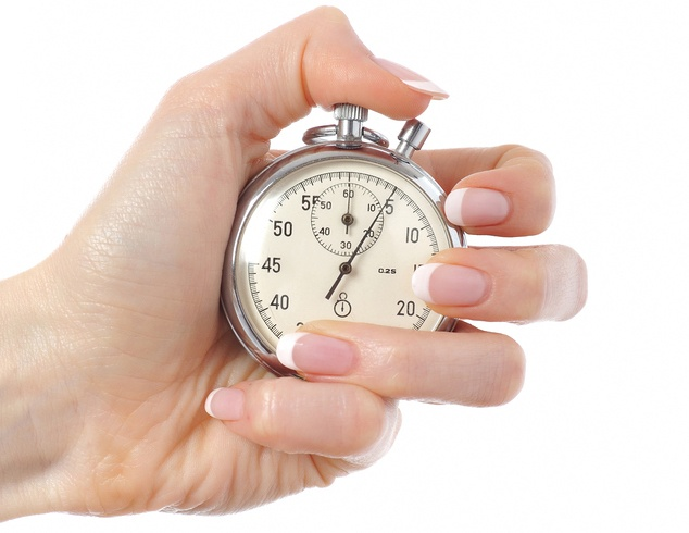 How Much Time Do You Really Need to Spend on Business